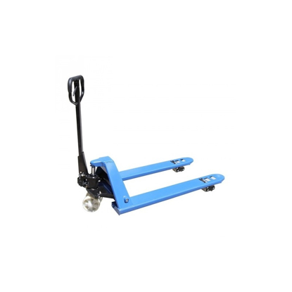 Picture of Arrow 2.5T Blue Wide Low Profile Pallet Jack