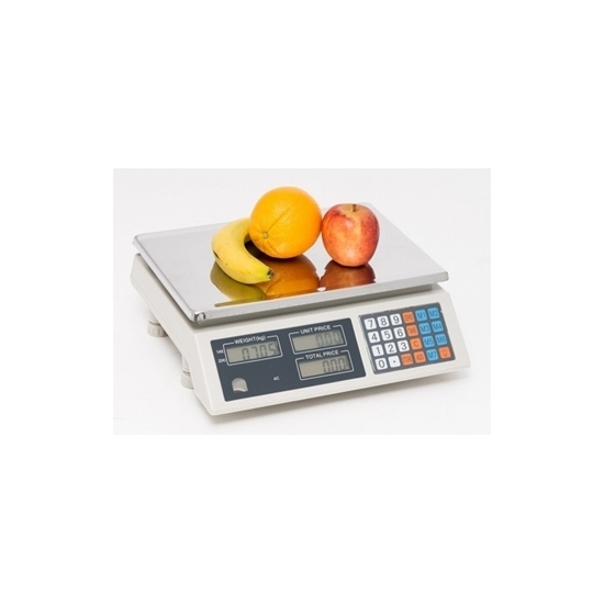 30kg Retail Pricing Scales