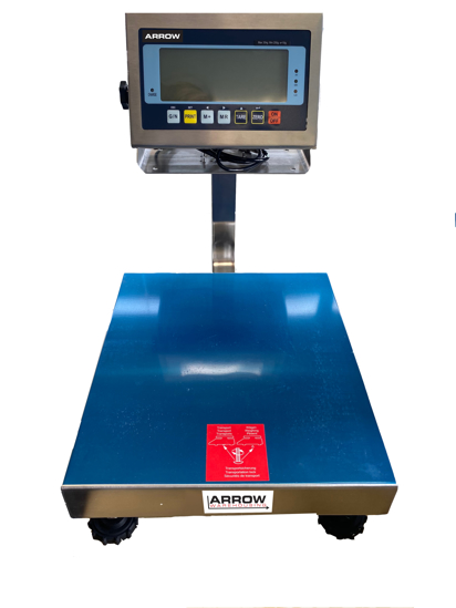 Picture of 15  kg Platform scales - Waterproof .NZ Trade Approved
