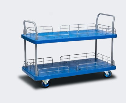 Picture of 2 Tier (Extended Length) - Platform Trolley