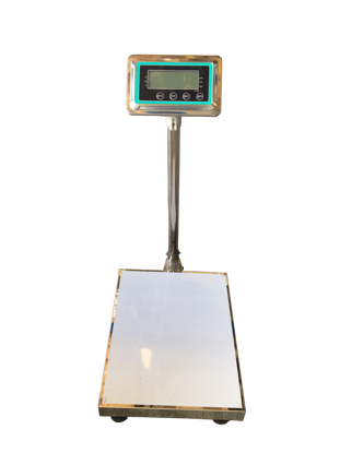 Picture of 150kg Stainless Steel Industrial Platform Scales (40x50cm)